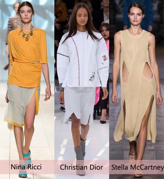 春季服装流行趋势:2015年必备时尚单品