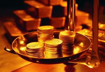 黄金在美指回落中获益而出现小幅反弹拉升走势
