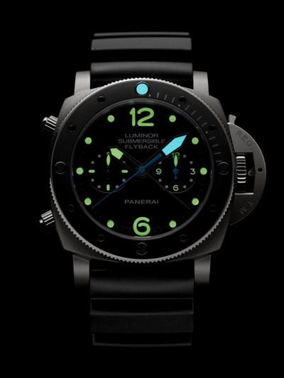 Panerai推出两款全新Submersible潜水腕表