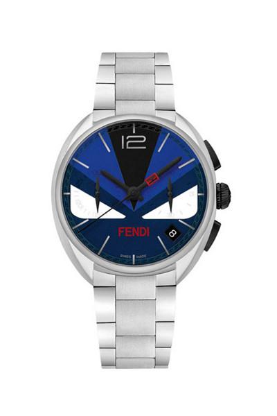 Fendi(芬迪)推出全新Momento Fendi系列腕表