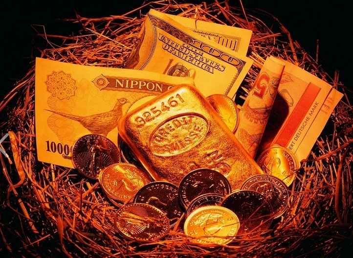 非美货币普涨 黄金早盘区间整理