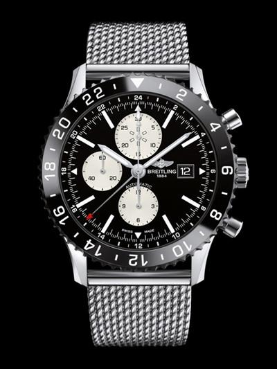 Breitling(百年灵)推出全新航空飞行计时腕表