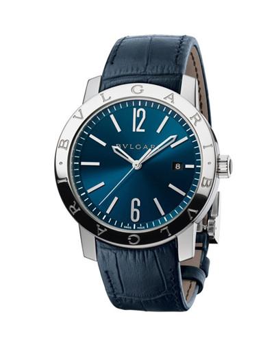 宝格丽推出全新Bvlgari Bvlgari 40周年纪念版腕表