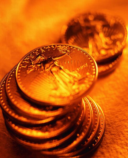 美国经济正往积极看齐 黄金不破坏上升趋势