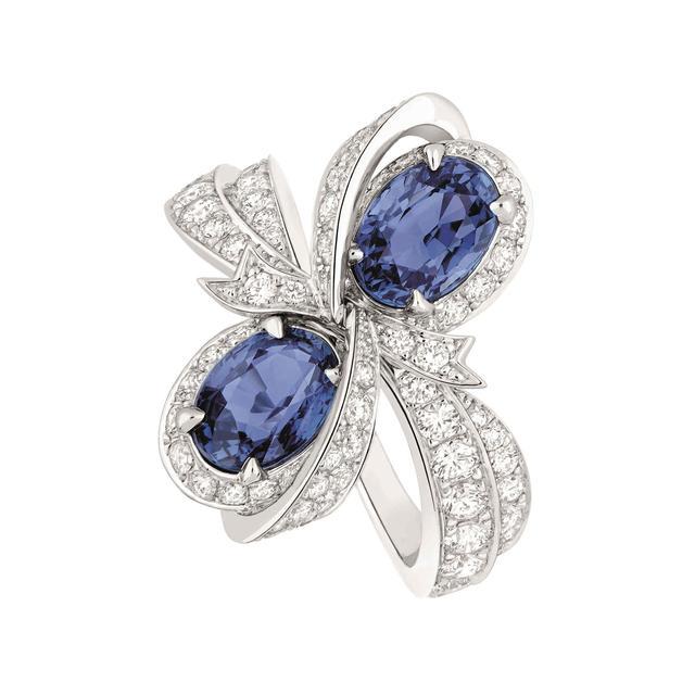 迪奥高级珠宝设计 两大系列主题发布