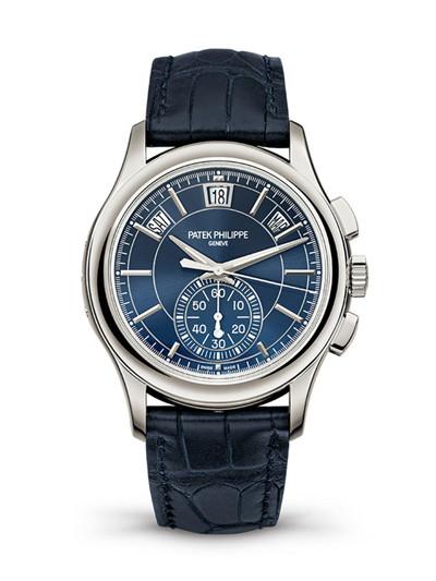 百达翡丽推出全新年历计时腕表Ref. 5905P