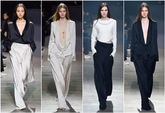 2015秋冬时装周 让服装流行趋势开始发酵