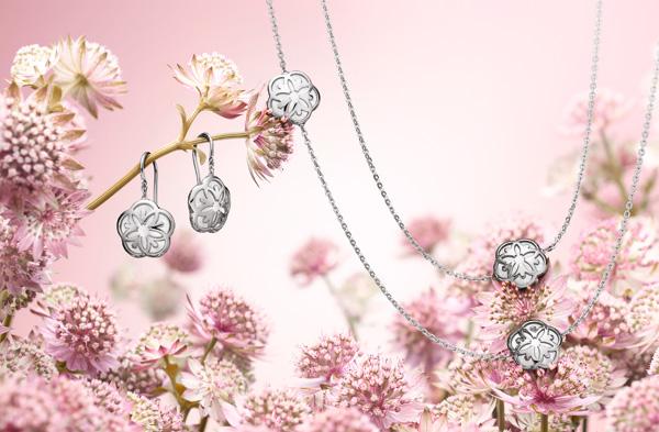 OMEGA 欧米茄全新Flower系列华贵珠宝设计