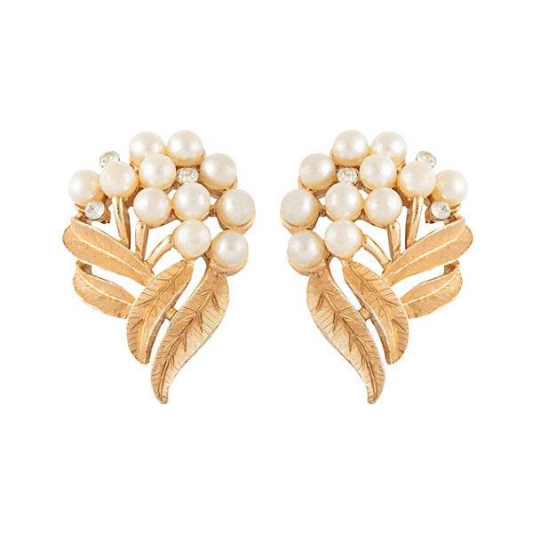 自然天成的珍珠 传递经典的珠宝设计