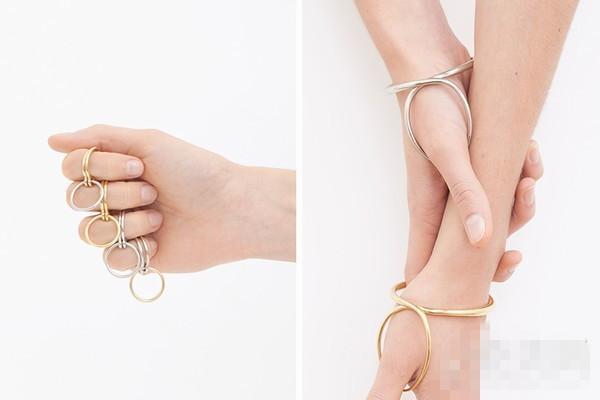 法式時尚 Charlotte Chesnais珠宝设计系列