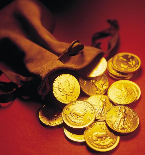 金价在其它各国货币已触底 美元计金价或下跌