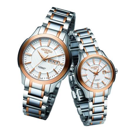 Roamer(罗马表)推出迈凯莱EOS系列腕表