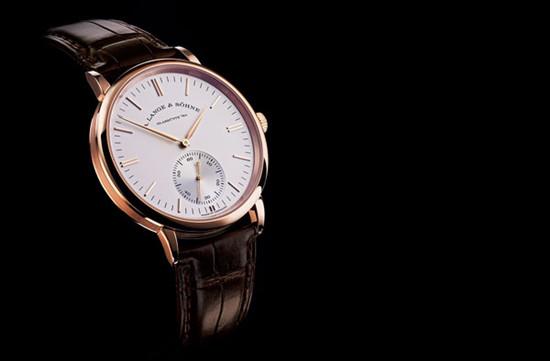 朗格推出全新Saxonia Automatic腕表 率先登陆中国