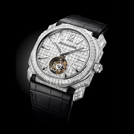 大放异彩 宝格丽推出全新Octo系列腕表