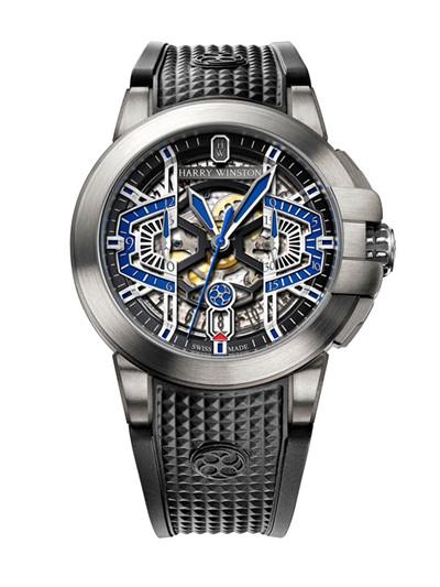 只求卓越 海瑞温斯顿推出全新Project Z9腕表