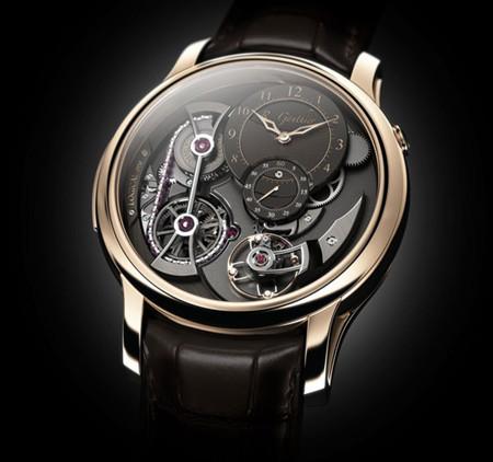 Romain Gauthier名表品牌推出「Logical One」腕表