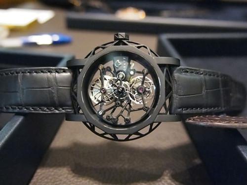 Graff(格拉夫)2015年推出全新奢华腕表