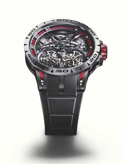 罗杰杜彼推出全新Excalibur Spider腕表
