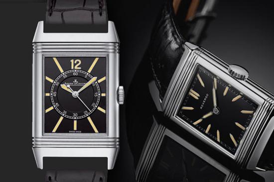 积家推出全新大型中央秒针翻转系列腕表