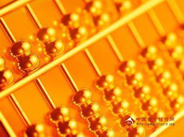 美元擴大升幅 黃金價格下滑近2%