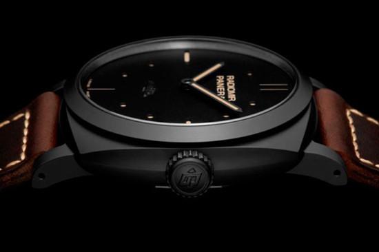 沛纳海推出全新Radiomir 1940 3日动力储存腕表