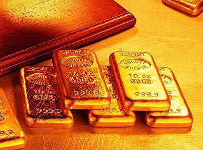 黄金冲高回落 投资者不会考虑去追空