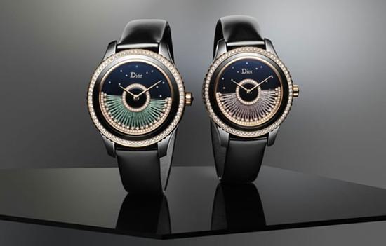 迪奥推出全新Dior VIII Grand Bal系列腕表