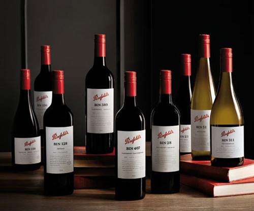 盘点奔富酒庄各大系列葡萄酒 品种之多让人眼花缭乱