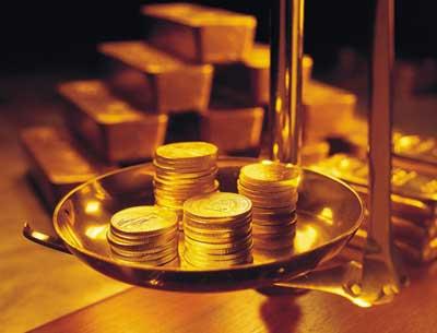 疲软的美经济数据促进了对于黄金的避险需求