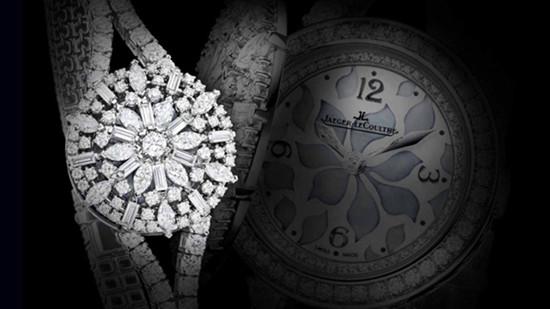积家推出全新约会系列常春藤神秘白金款腕表