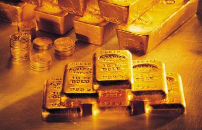 金价回落表明了黄金价格上行受到限制