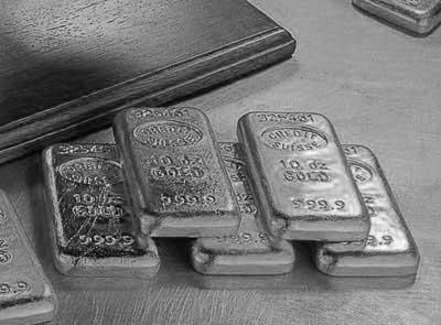 受避險需求下降影響 白銀出現下跌