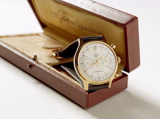 格拉苏蒂原创腕表展现德国顶级制表艺术