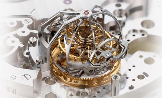 江诗丹顿推出复杂功能时计作为创立260周年庆志