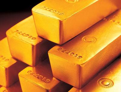 現貨黃金進一步擴大跌幅 價格快速下探