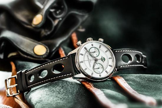 康斯登名表品牌推出全新Healey计时自动腕表
