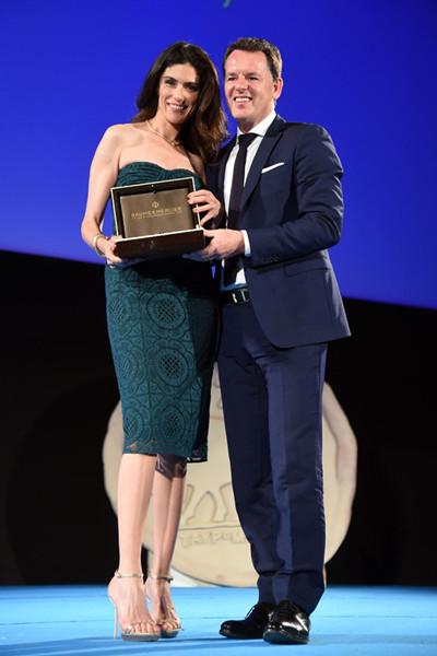名士携手陶尔米纳电影节以约定系列腕表礼赞国际巨星