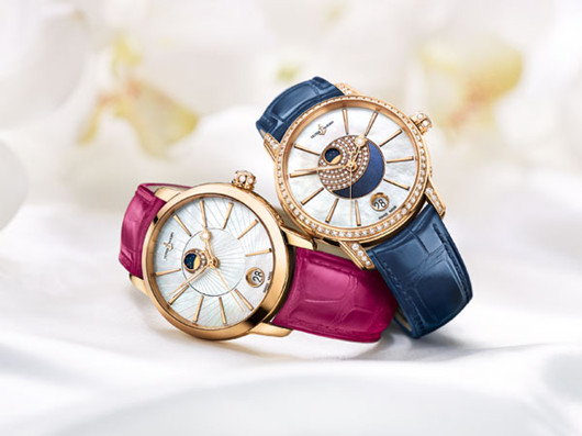 Ulysse Nardin打造全新鎏金沁月婵娟腕表