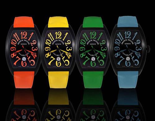 弗兰克穆勒名表品牌推出全新Casablanca系列腕表
