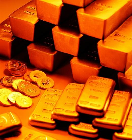 美元指數表現良好 黃金大幅提高