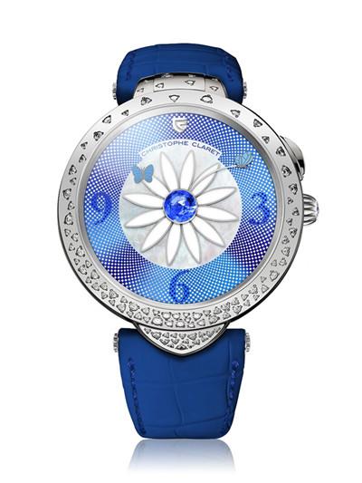柯籁天音名表品牌推出Marguerite系列女士腕表