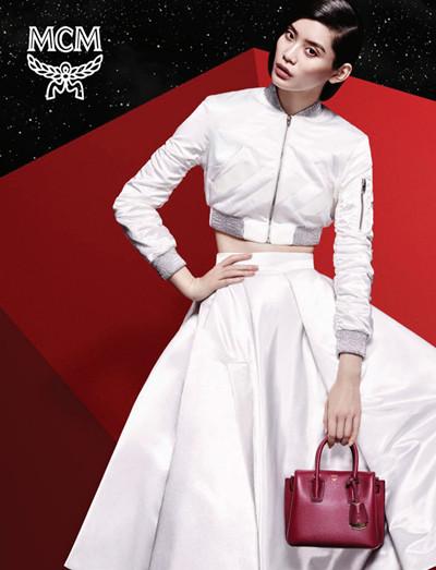 MCM推出全新2015秋冬包包系列广告大片