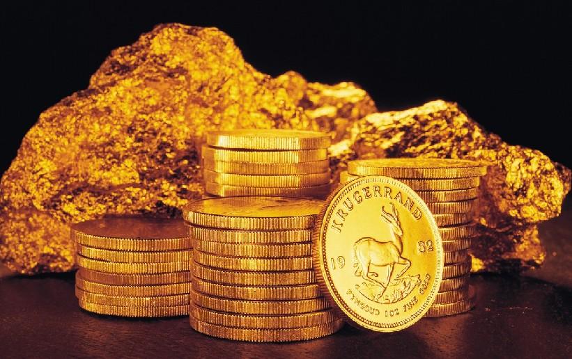 中国股市急速下挫 黄金价格连续收跌