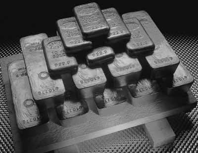 美元指数借势反弹 白银价格快速下跌