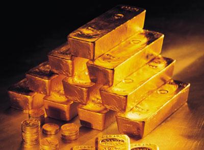 美国经济数据喜忧参半 黄金价格下跌节奏放缓