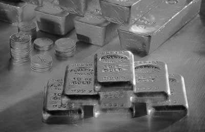 美元指数强势上涨 白银价格艰难企稳