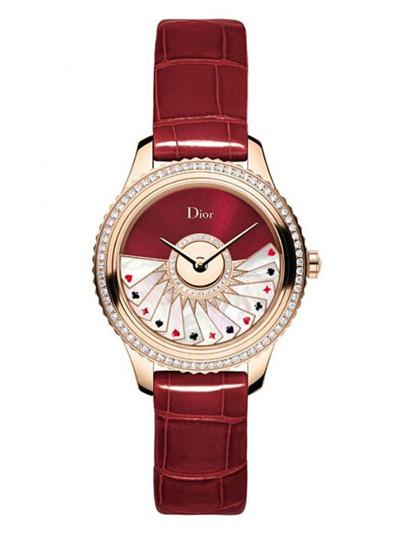 迪奥推出DIOR VIII Grand Bal特别款腕表