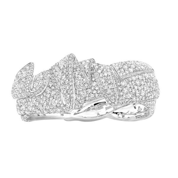 迪奥打造出Archi Dior系列珠宝新品