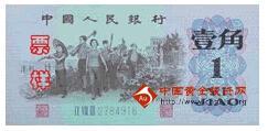 钱币收藏:第三套人民币