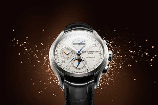 名士表呈献克里顿系列最新腕表作品 尽显阳刚气息